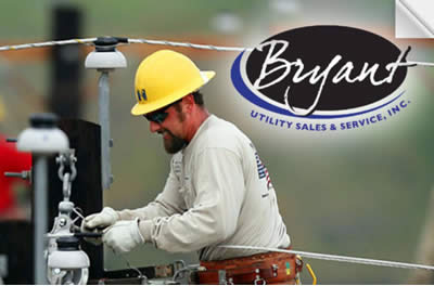 Bryant Utility Line Products