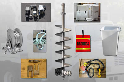 Utility Truck Parts